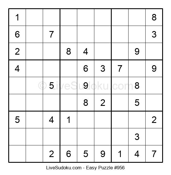 Beginners Puzzle #956