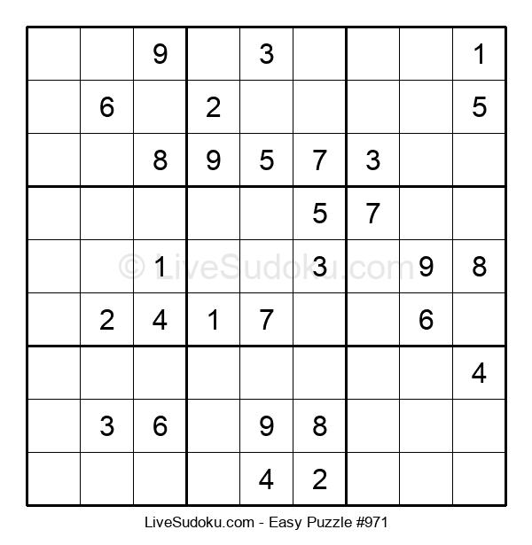 Beginners Puzzle #971
