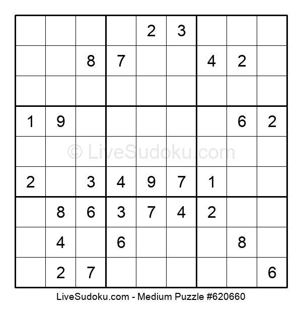 Medium Puzzle #620660