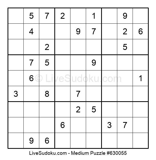 Medium Puzzle #630055