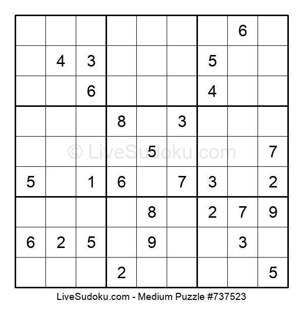 Medium Puzzle #737523