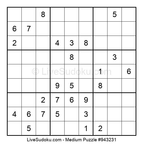 Medium Puzzle #943231