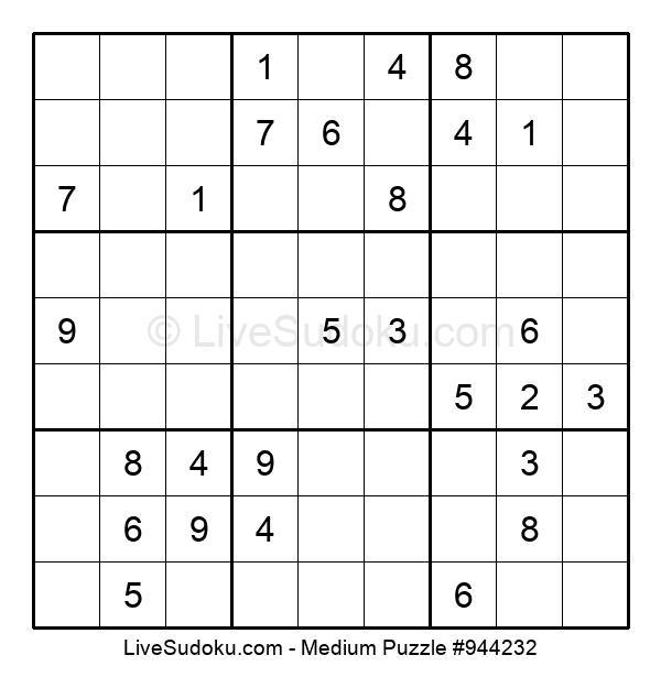 Medium Puzzle #944232