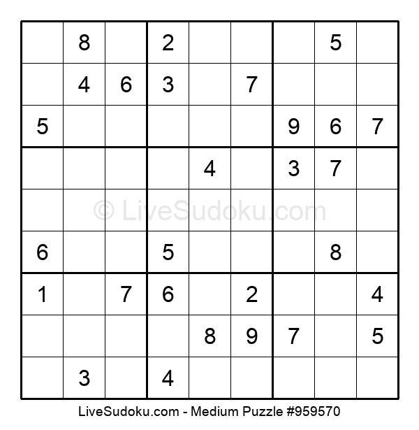 Medium Puzzle #959570