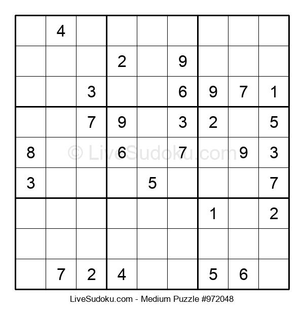 Medium Puzzle #972048